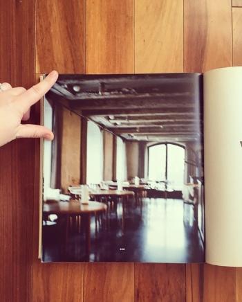 Restaurant interior | NOMA, page 248